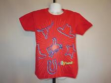 New Silly Bandz Kids Youth sizes 4/5--6/7--8--10/12--14/16--18 Red Shirt