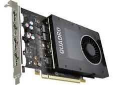 PNY Quadro P2000 VCQP2000-PB 5GB 160-bit GDDR5 PCI Express 3.0 x16 Video Cards -