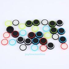 32pcs/lot Silicone Colorful Cap Thumb Stick Joystick Cover For Sony PS4 PS3 Xbox