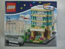 Lego 40141 Toys R Us Exclusive BRICKTOBER HOTEL toy set SEALED 2015 TRU