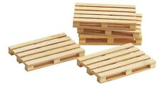 Busch 8615 o Gauge G 5 Wooden Pallets # New