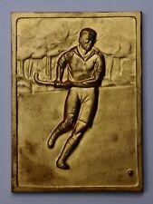 Congo Katanga medal médaille Federum Union Minière UMHK mines hockey Sengier1959
