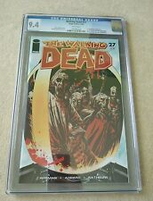 The Walking Dead #27 CGC 9.4 - 2006 - Image Comics - Englisch - 1st app Governor