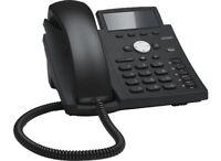 Snom D305 Black Schwarz | mit Netzteil | VoIP | Neu !!!!!