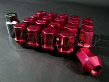 Rays 35mm Lug Nuts Red for Civic Integra RSX TSX IS250 IS350 IS300