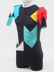 New! Assos Men's Fastlane Rock Short Sleeve Cycling Jersey Size Medium Booster