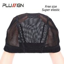 Weaving Cap For Lace Front Wig Cap For Making Wigs Free Size U Part Swiss Lace