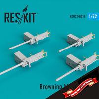ResKit RSU72-0018 Browning M50 (4 pcs) Upgrade set 1/72