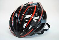 Cannondale Teramo Bicycle Helmet Black/Red 52-58cm Small/Medium