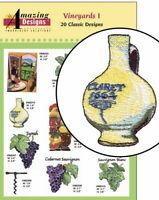 Amazing Designs Vineyards I -20 Classic Designs ADC-17 Brand New Factory Sealed