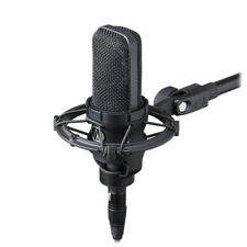 Audio-Technica AT4033a Side-Address Cardioid Condenser Microphone