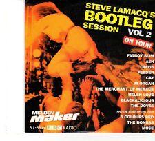 (FP879) Melody Maker: Steve Lamacq's Bootleg Session [Disc 2] - 1999 CD