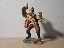 60mm CONTE conversion ALAMO DEFENDER--fighting hand to hand- painted by seller