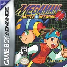 Mega Man Battle Network - Game Boy Advance GBA Game