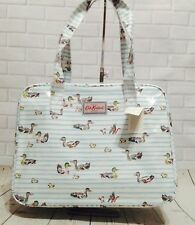 Cath Kidston Large Boxy Bag Ducks in a row New with Tag