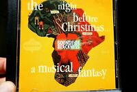The Sounds Of Blackness - The Night Before Christmas, A Musical Fant..  - CD, VG