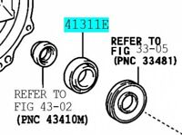 TOYOTA 90366-40016 Rear Differential Case Bearing Genuine Parts