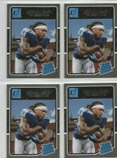 2016 Donruss Derrick Henry Rated Rookie RC lot PSA ? Titans BEAST !