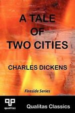A Tale of Two Cities (Qualitas Classics) (Paperback or Softback)