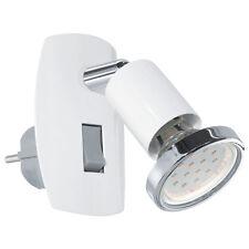 EGLO Mini 4 LED Steckdosenspot weiß