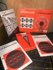 The Lenkurt Demodulator 6 Issues From 1969! Circuit conditioning