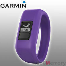 GENUINE Garmin VivoFit Jr Junior Fitness Sleep Activity Tracker Purple WristBand