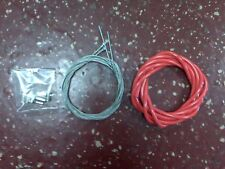Bicycle Bike Road Brake Cable Set W/ innerwires & housing 1 front 1 rear Red