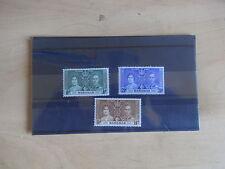 GEORGE VI 1937 CORONATION  BAHAMAS. UN MOUNTED MINT