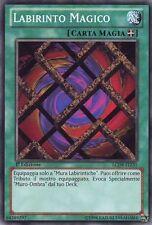 Labirinto Magico YU-GI-OH! LCJW-IT231 Ita COMMON 1 Ed.