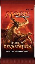 Booster L'heure de la destruction Anglais - Hour of devastation Eng - Magic Mtg
