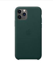 APPLE iPhone 11 Pro / Pro Max Leather Case (Genuine Original OEM, All Colors NEW