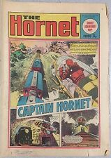 THE HORNET #532 weekly British comic book 1973 Captain Hornet