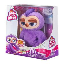 Zuru Fifi the Flossing Sloth Pets Alive Kids Toy Gift