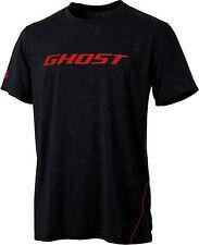 GHOST T-Shirt - Bike Tee Ghost schwarz/rot - L