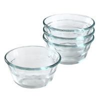 Pyrex 6-Ounce Custard Cups, Set of 4