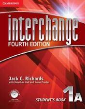 INTERCHANGE LEVEL 1 STUDENT'S BOOK A + SELF-STUDY DVD-ROM - RICHARDS, JACK C./ H
