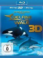 IMAX: Delfine und Wale (2D + 3D Version) [Blu-ray]   DVD   Zustand sehr gut