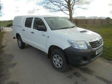 Hilux Crew Cab with Driver Airbag Commercial Vans & Pickups