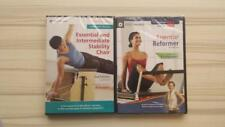 Stott Pilates Reformer And Stability Chair DVDs