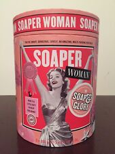 Soap & Glory Soaper Woman Gift Set - Body Wash, Body Milk and Polisher
