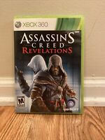 Assassin's Creed: Revelations (Microsoft Xbox 360, 2011) Pre-owned