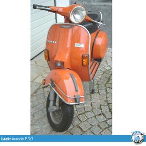 Vespa 0,5l Lack Max Meyer Arancio P 3/3 P3/3 V50 Special PX P 200 E (1l=70€)