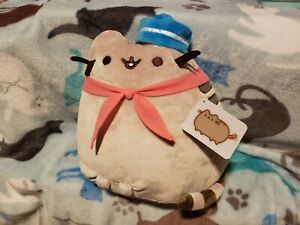 "Pusheen Sailor Exclusive 9.5 "" plush cat"