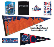 Cubs Chicago 2016 World Series Champions Limited Edition Set Topps 25 Cards