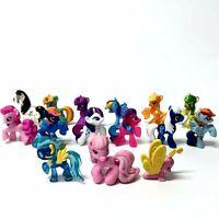 random Lot 15pcs My Little Pony Friendship Is Magic Hasbro MLP Figure Kid Toy