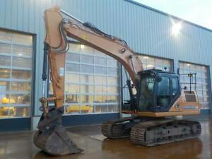 2016 Case CX160D Excavator 700mm Pads