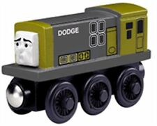 Thomas and Friends Wooden Railway Dodge Wooden Train