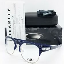 5d556c14a2 NEW Oakley Latch Key RX Prescription Frame Police Blue OX8134-0350 50mm  8134 RX