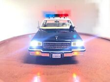1/18 California Highway Patrol WORKING LIGHTS 1990 Chevy Caprice CHP 9C1 Police