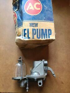 Fuel Pump AC 587 Chrysler DeSoto Dodge Plymouth 36 37 38 39 40 thru 50